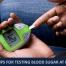 Blood Sugar | Doctor chamber in uttarpara