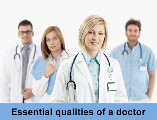 Essential qualities of a doctor
