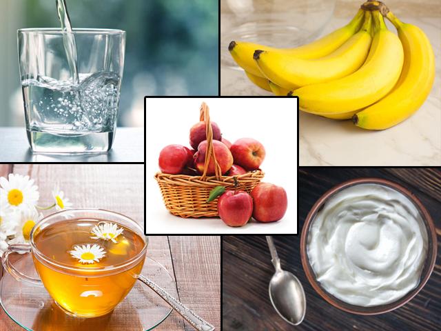 Cure Diarrhea Naturally