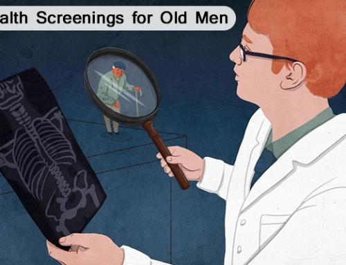Health Screenings for Old Men