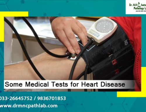 Some Medical Tests for Heart Disease