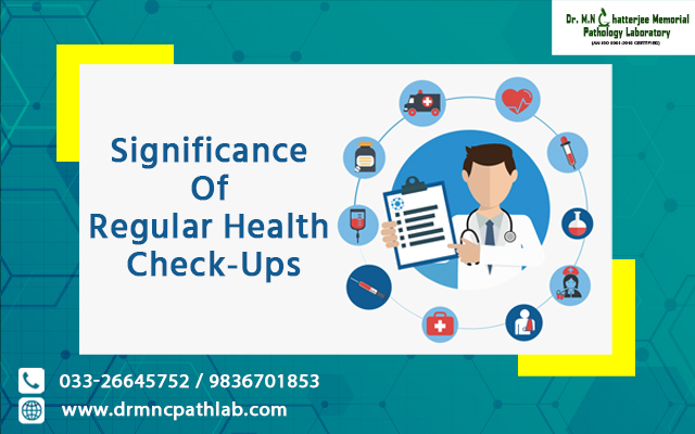 Significance Of Regular Health Check-Ups