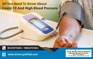 All You Need To Know About Covid-19 And High Blood Pressure
