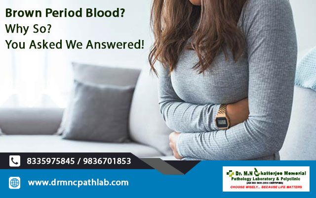 Brown Period Blood? Why So? You Asked We Answered!