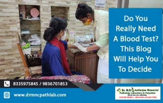 Do You Really Need A Blood Test? This Blog Will Help You To Decide