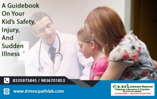 A Guidebook On Your Kid's Safety, Injury, And Sudden Illness